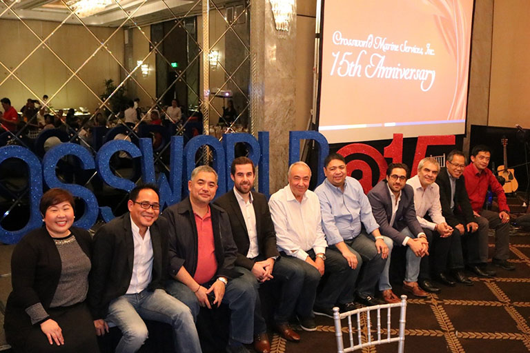 Crossworld founders celebrates 15th year anniversary