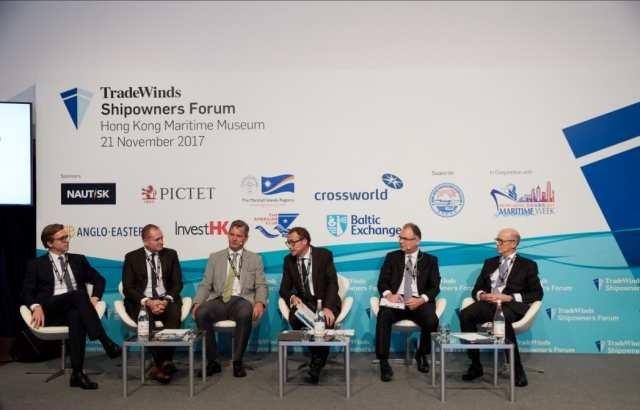 TradeWinds Shipowners Forum, Hong Kong